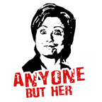 Anti-Hillary: Anyone but her