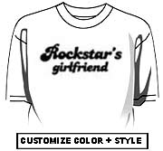 Rockstar's girlfriend