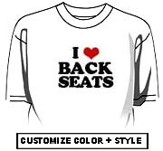 I Love Back Seats
