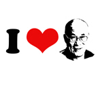 I Heart The Dalai Lama