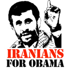 ANTI-OBAMA / Iranians for Obama