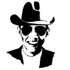 Cowboy Obama