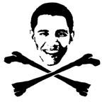 Obama Crossbones