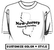 New Jersey - Concrete paradise