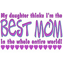 Best Mom from Daughter