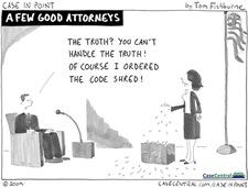 11/16/2009 - A Few Good Attorneys