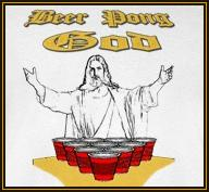 Beer Pong God