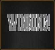 #WINNING!