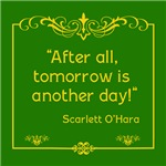 Scarlett O'Hara Quote