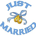 Pretty Just Married Design