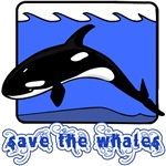 Save the Whales Products