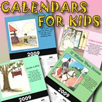 Calendars For the Nursery
