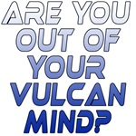 Are You Out of Your Vulcan Mind? Star Trek