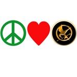 Peace Love Hunger Games