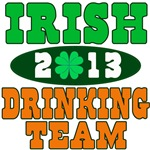 IRISH DRINKING TEAM 2013