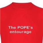 DnR Papal Entourage
