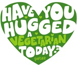 Hug a Vegetarian