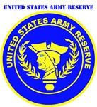 United States Army Reserve with Text