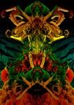 Vengeful Alien God