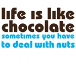 Life is like chocolate
