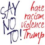 Say no to Trump