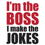I'm the boss
