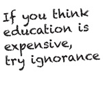 If you think education