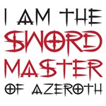 I am the Sword Master