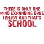 mind expanding drug school