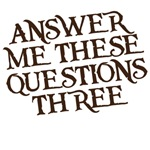 Answer me these questions three