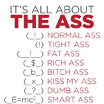 All About The Ass
