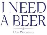 Supernatural I Need Beer