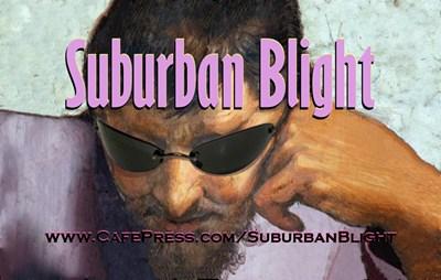 Suburban Blight Heraclitus Shades