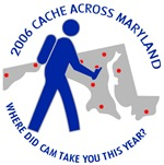 2006 Cache Across Maryland