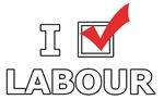 I Vote Labour