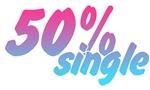 50% Single