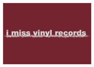 I Miss Vinyl Records