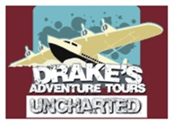 Uncharted Drake's Adventure Tours
