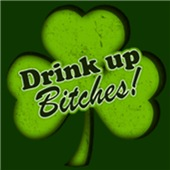 Drink Up Bitches T shirts