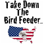 Take Down The Bird Feeder With United States and P