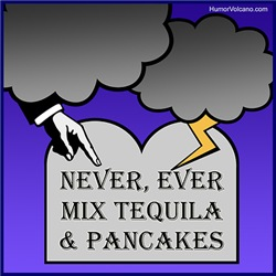 Tequila Pancakes
