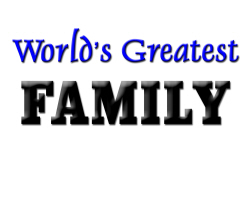 World's Greatest Family