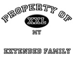 Property of my EXTENDED FAMILY
