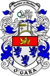 O'GARA Coat of Arms
