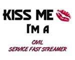 Kiss Me I'm a CIVIL SERVICE FAST STREAMER