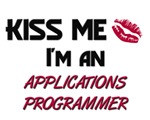 Kiss Me I'm a APPLICATIONS PROGRAMMER