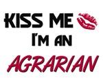 Kiss Me I'm a AGRARIAN