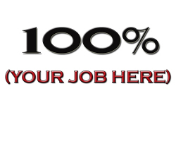 100 Percent Jobs
