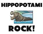 Hippopotami Rock!