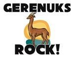 Gerenuks Rock!
